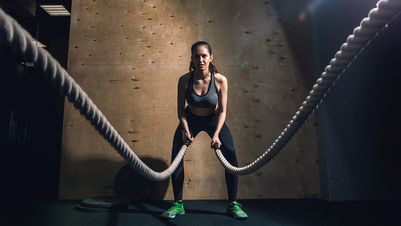10 Crazy Battle Rope Exercises To Get You Ripped
