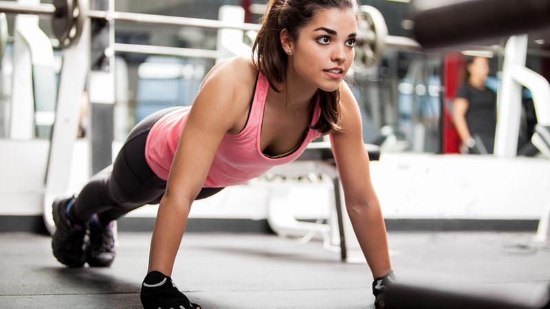 5 Breast-Lifting Exercises (No Weights Needed)