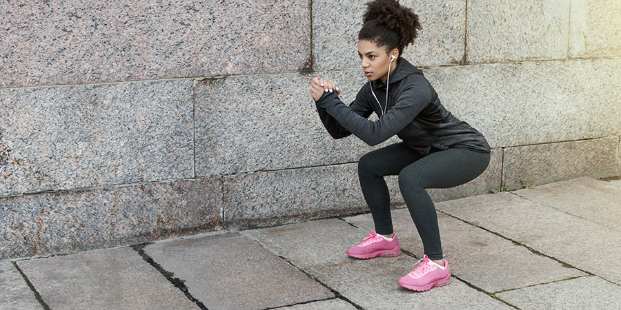 In A Hurry? Here's A Time-saving Workout You Can Do Anywhere