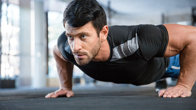 The Total-body, At-home Workout For Men