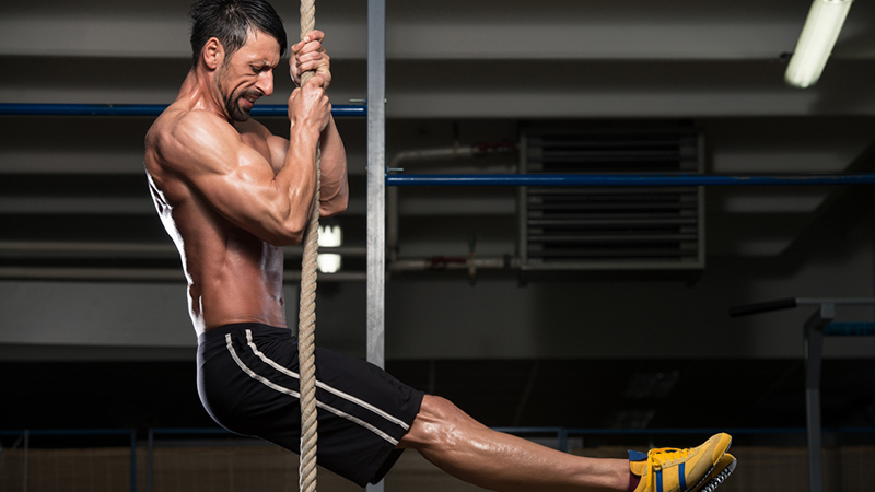 10 Tough Bodyweight Exercises To Build Muscle Quickly